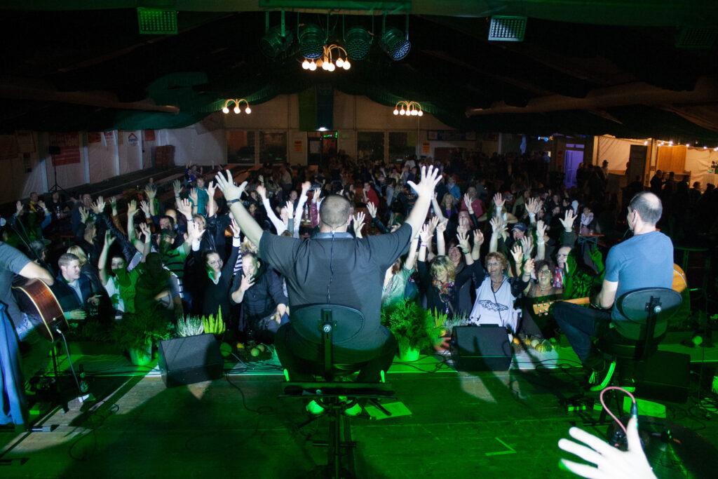 Nicht gewidmet: Winzerfest fällt aus